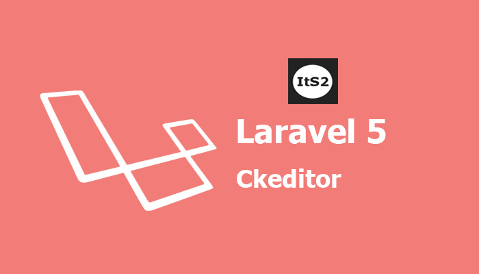 How to add ckeditor with image upload in Laravel ?