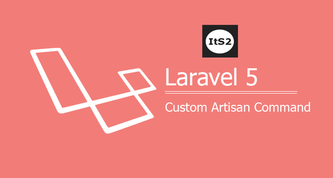 Laravel 5 create custom artisan command with example