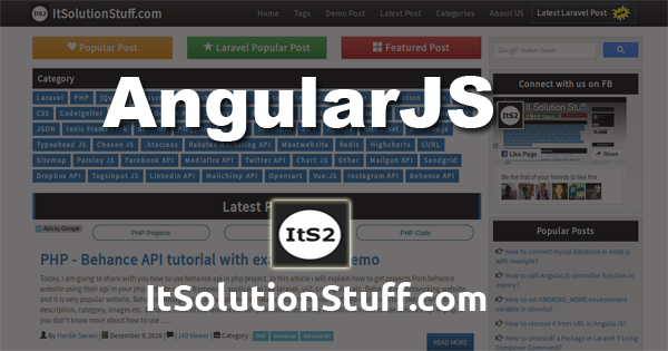 How to remove # from URL in AngularJS?