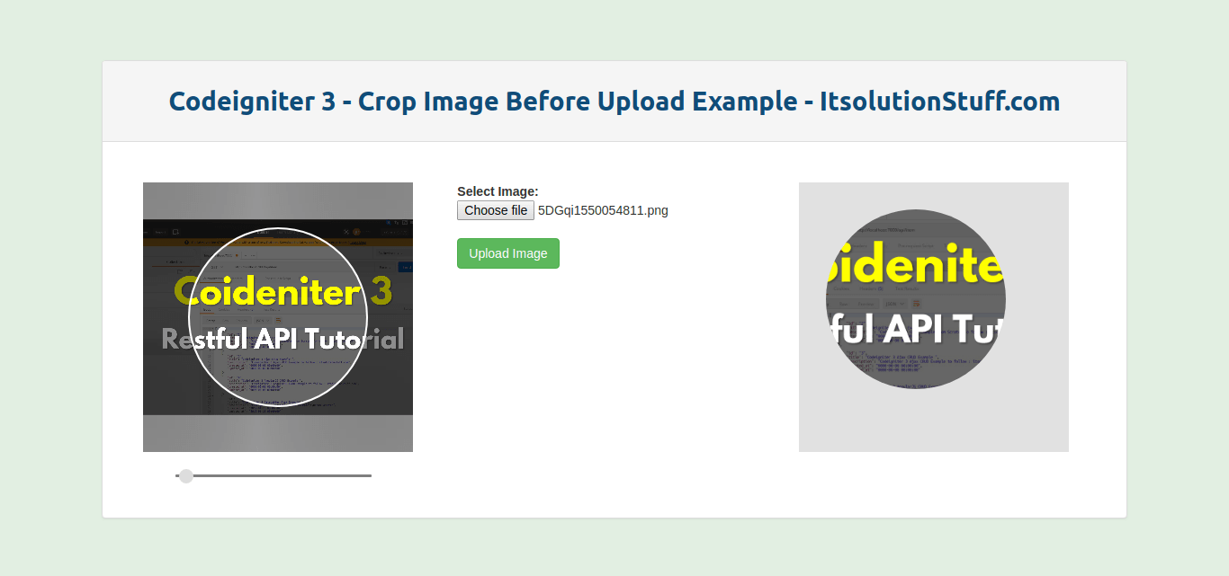 Image Upload Tag - It Solution Stuff