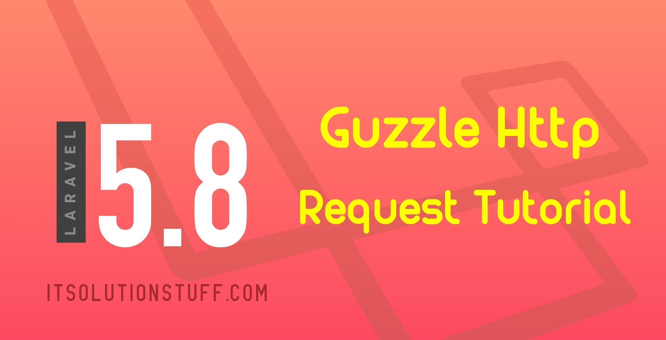 Guzzle http client request tutorial with Laravel 5.8