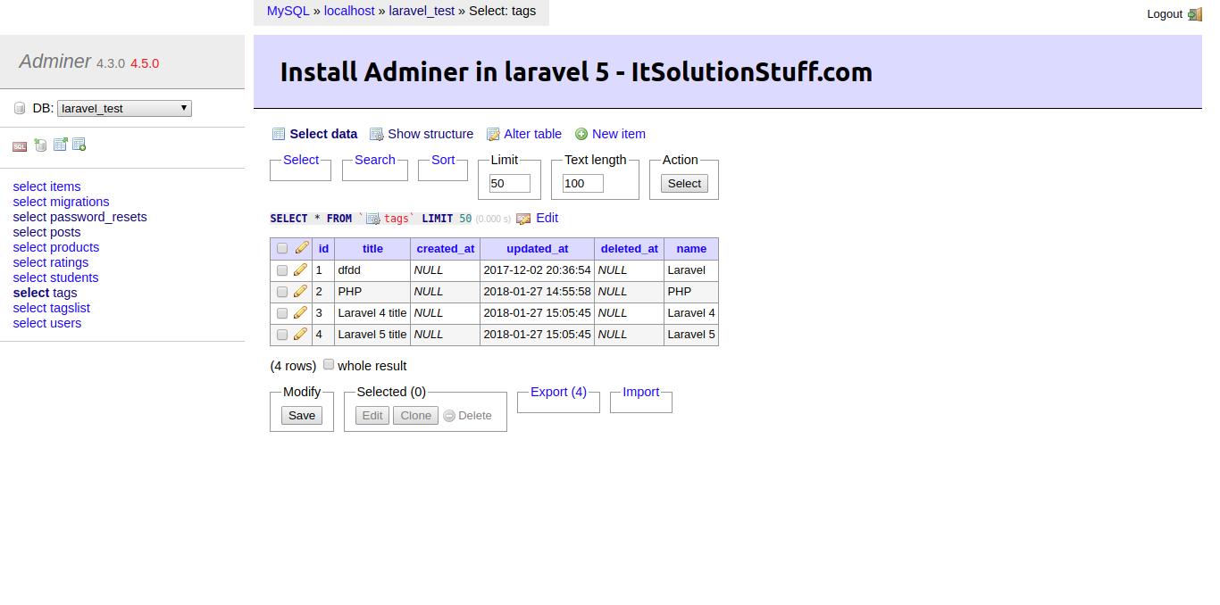 Laravel 5 3 Tag - Page - 3 - It Solution Stuff