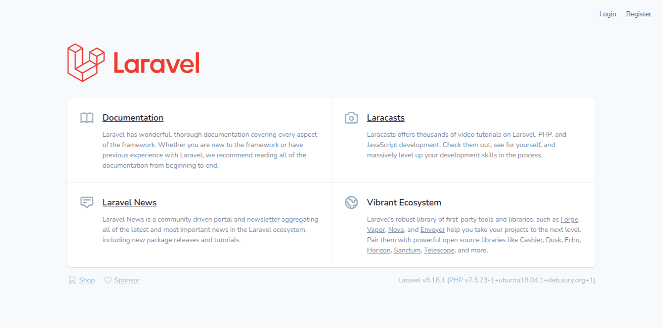 Laravel Authentication with Breeze Tutorial