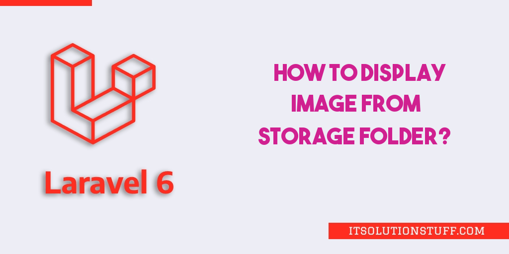 How to display image from storage folder in Laravel?