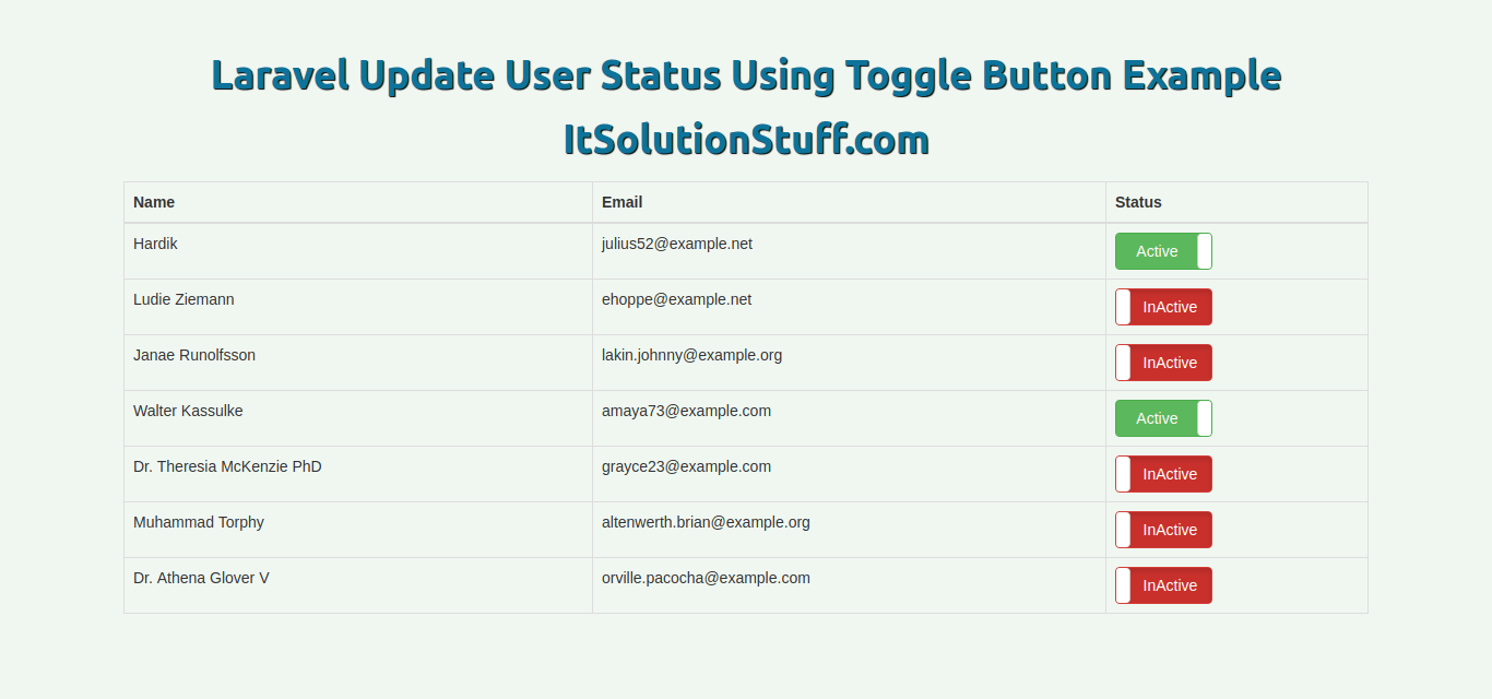 jQuery Category - It Solution Stuff